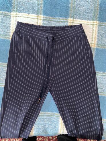 Шикарные штаны в полоску. Турецкие очень мягкие и приятные к телу