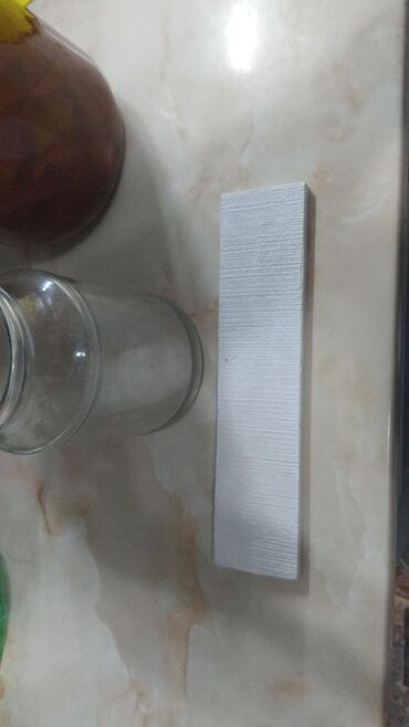 Декор. плитки, гипс толщина 0.8см, 1м² - 500с