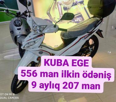 KUBA EGE 50DƏN SON 1 ƏDƏD QALDI!!!Motordiklet və mopedlər sadəcə