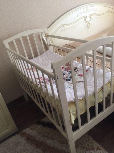 кровать трансформер детская купить в Кыргызстан: Детская кроватка