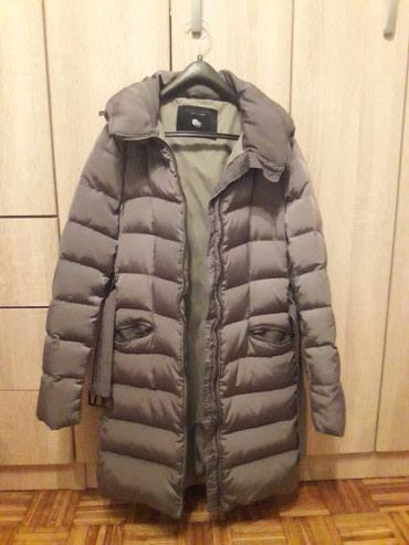 Jakna-perjana - Srbija: Zara perjana jakna. ocuvana. velicine M