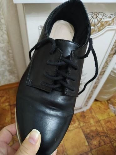 Классные ботинки от Oodjo размер 37 качество бомба состояние