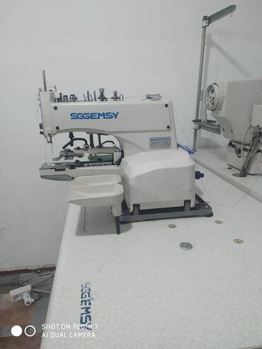 швейная машинка маленькая купить в Кыргызстан: СРОЧНО!!!Петля для пуговиц.Топчу.Петля.топчу.петляПочти новая Продаю