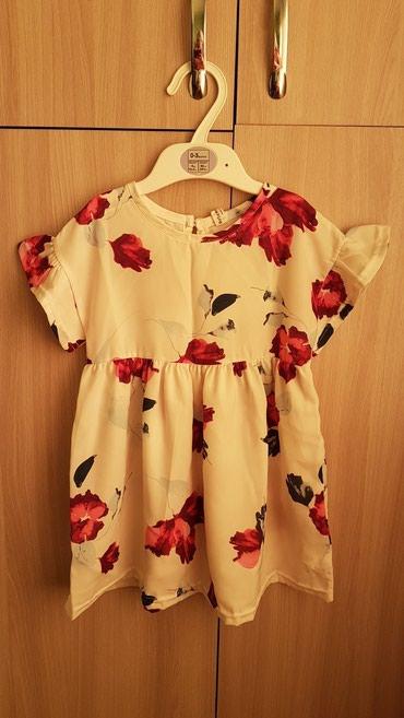 Платье на 2-3 года, б/у в отличном состоянии в Бишкек