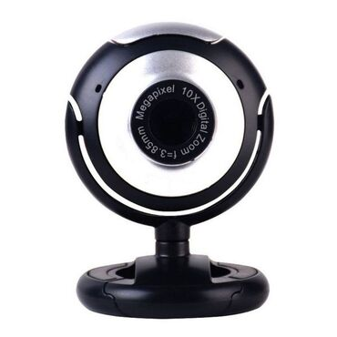 Веб-камера USB- высокой четкости- встроенный микрофон Описание:100%