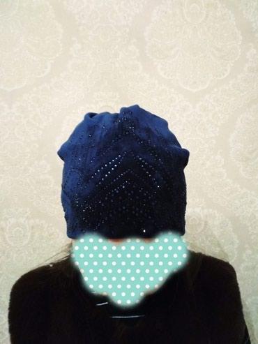 Новые зимние велюровые шапки, в Бишкек