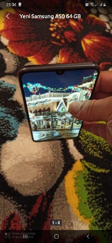 Samsung Müşviqabadda: İşlənmiş Samsung A50 64 GB