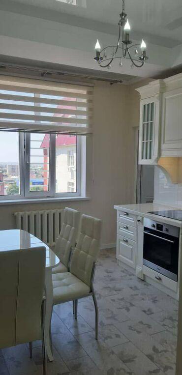 Продажа квартир - Бишкек: Элитка, 2 комнаты, 64 кв. м Теплый пол, Бронированные двери, Лифт