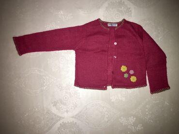 одежда детская купить в Кыргызстан: Кофта вязанная махер  Фирма: sela Возраст: 3-4 года Состояние: отлично