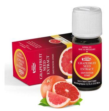 🇨🇭Экстракт Грейпфрутовых косточек Вивасан- незаменимый препарат в дома