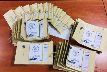 Принимаю заказы на пригласительные на в Бишкек