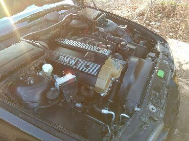 BMW 5 series 1998 в Бишкек