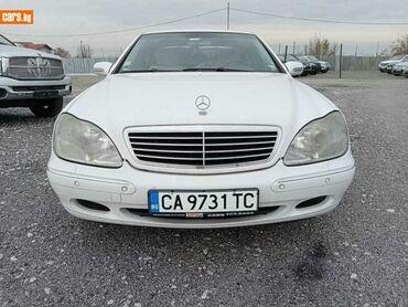 Mercedes-Benz S 320 3.2 l. 2000 | 276672 km
