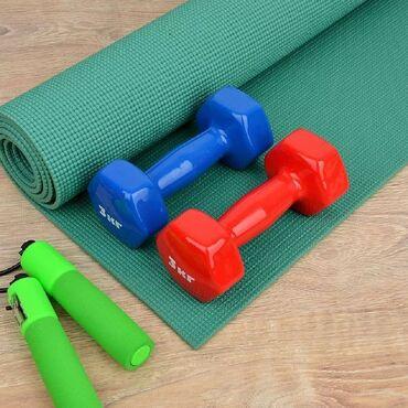 Гантели для фитнеса   Преимущества покупки гантелей для тренировок:  Г