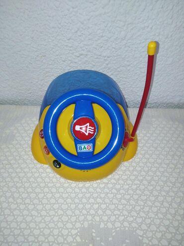 Volan za pc - Srbija: Igračka volan sa zvučnim efektima