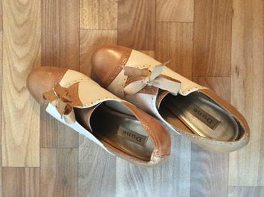 Ботильоны в Кыргызстан: Ботинки от DUNE, размер 40, натуральная кожа, б/у состояние отличное