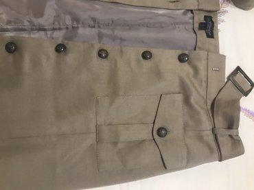 Женская одежда в Покровка: Женская юбка, европа, бренд топшоп, размер 46- 48, цвет хаки, новая
