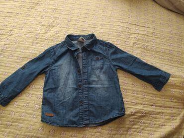 Рубашка на мальчика От LswaikiБрали за 800с Состояние идеальное12/18