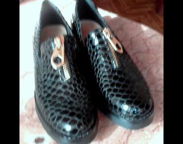 Классные новые туфли из Москвы. Размер 38
