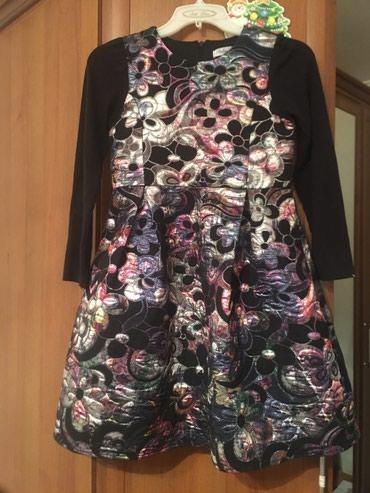 Платье 3д сост отличное на 8-9-10лет ) очень красивое платье ) в Бишкек