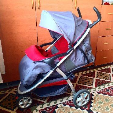 детская коляска складная в Кыргызстан: Детская прогулочная коляска goodbaby 204 (зима-лето)- это стильная, п