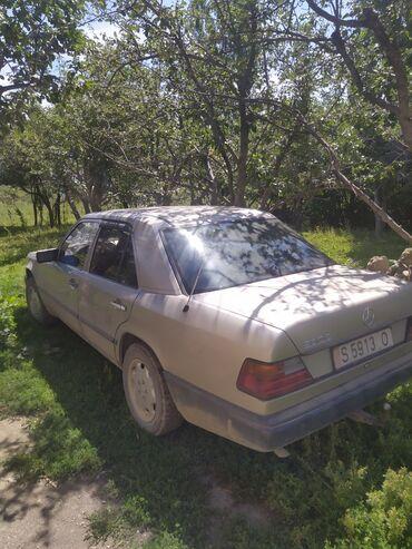 Транспорт - Тюп: Mercedes-Benz W124 2.3 л. 1989