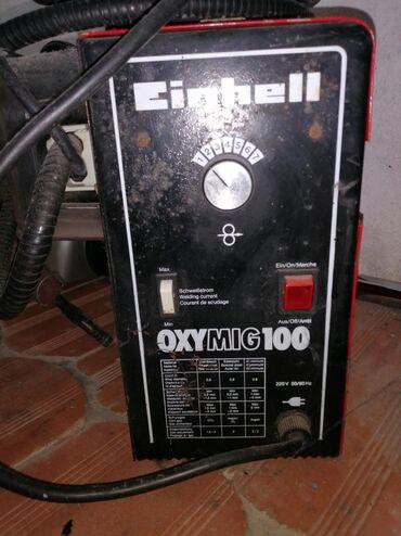 Za varenje - Srbija: Prodajem ENHELOV CO2 OXYMIG100 aparat za varenje. Jako dobar i očuvan