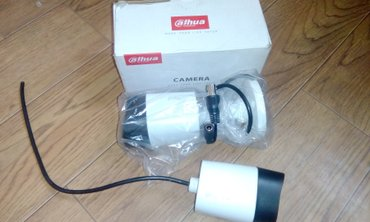 Продаю видеокамерыУличные цилиндрические hdcvi видеокамера в Бишкек