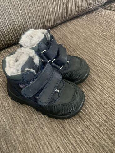 ортопедические ботинки для детей в Кыргызстан: Продаю детские зимние ортопедические ботинки, чисто кожаные с натура