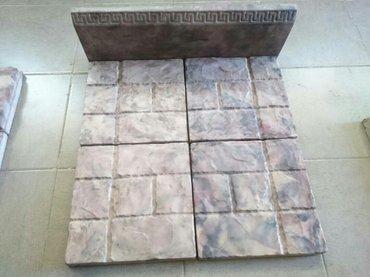 """Брусчатка , тратуарная плитка под камень,мрамор """" Калифорния """" в Бишкек"""