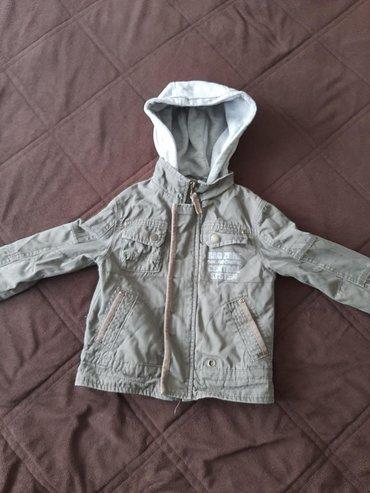 Dečije jakne i kaputi | Petrovac na Mlavi: Jakna za za dečaka val. 98