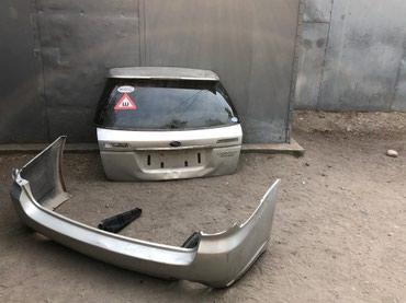 Продаю Багажник и Бампер на Субару в Бишкек