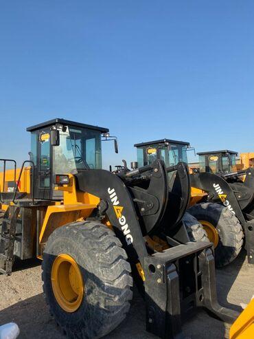 Грузовой и с/х транспорт - Кыргызстан: Погрузчик для подъёма камняВилочный погрузчик грузоподъёмность 21 тонн