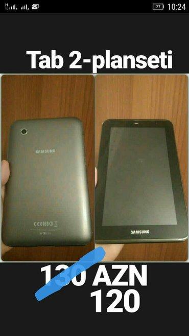Bakı şəhərində Samsung Galaxy Tab 2-nomre gedir ,adaptr naushnik verirem
