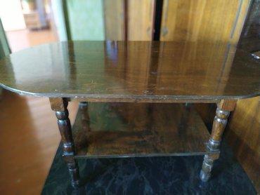 Журнальный стол в хорошем сост. 15 азн (г. Мингечаур)