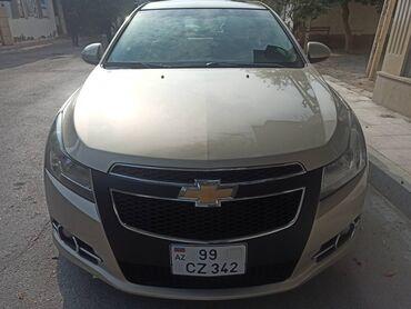 Chevrolet Cruze 1.4 l. 2012   215 km