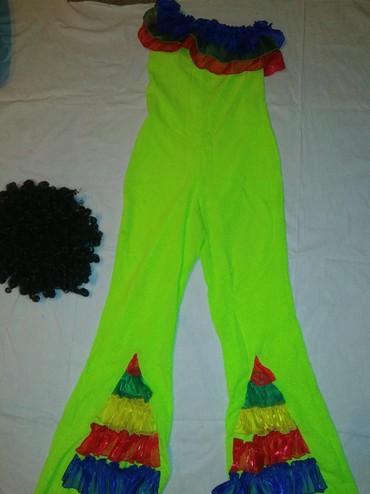 детские народные костюмы в Кыргызстан: Костюм клоуна(детский) без парика