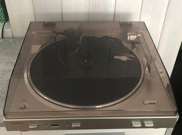 Elektronika - Smederevo: Gramofon Denon DP 200USB, uvoz Svajcarska