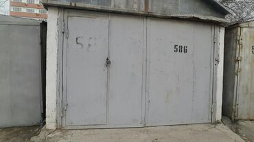 Гаражи - Кыргызстан: Продаю гараж гаражный кооператив в мкр кок жар размер ( 6,5×3,5 высо