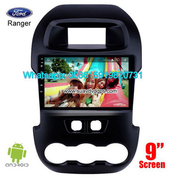 Ford Ranger Car stereo audio radio android GPS navigation camera   Mo