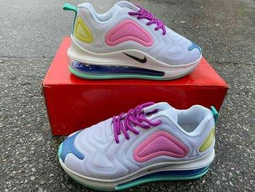 Ženska obuća   Sopot: Nike air max 720 po magaconskoj ceni 36-41