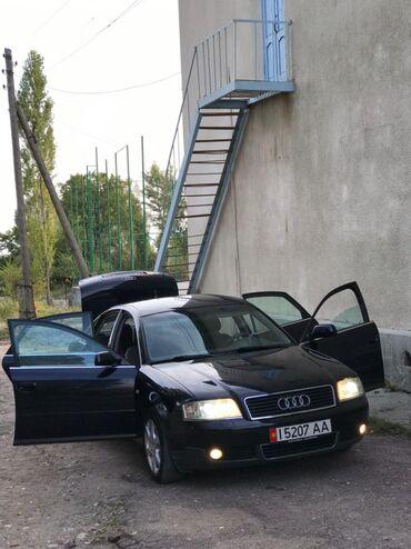 audi a6 3 mt в Кыргызстан: Audi A6 3 л. 2002