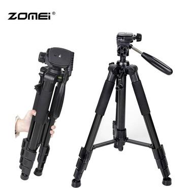 штатив оптом в Кыргызстан: Штатив для фотоаппаратовQ111фирмы ZOMEI. только новые  Спецификация