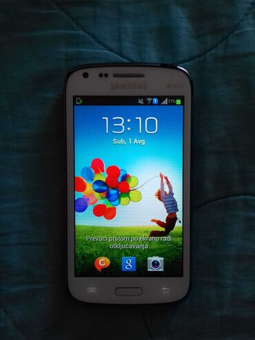 Dual sim - Srbija: Upotrebljen Samsung Galaxy Core bela