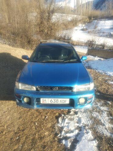 Subaru Impreza 1.5 л. 2000 | 274000 км