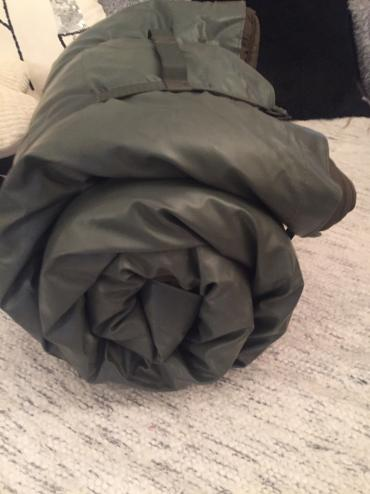 Sport i hobi - Pozega: Nova vojnicka vreca za spavanje, 190cm*70cm, neupotrebljavana