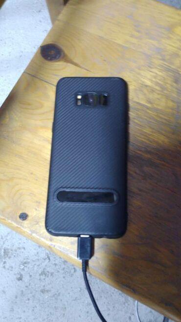 samsung fotokamery в Кыргызстан: Б/У Samsung galaxy S8. Помят 64 ГБ Уступка будет. Срочно нужны деньги
