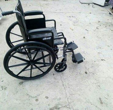 Продается инвалидная коляска. Совершенно новая, не использованная. Про в Бишкек