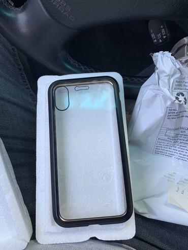 чехол fly в Кыргызстан: Продаю магнитный чехол с бронью на айфон XS, из США, новый
