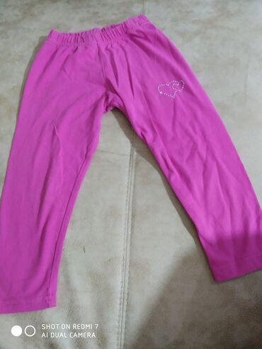 Pantalonice za devojcice uzrast 2 god